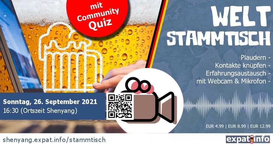 Deutscher Stammtisch Shenyang